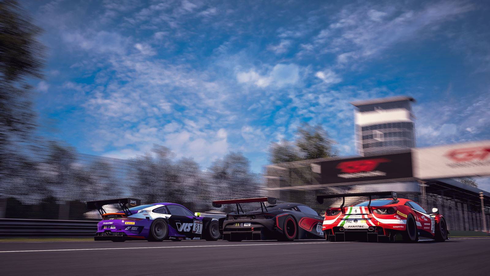 SRO E-sports - Six-hour Endurance Series contest in prospect as GT World Challenge Europe Esports tackles Circuit Paul Ricard