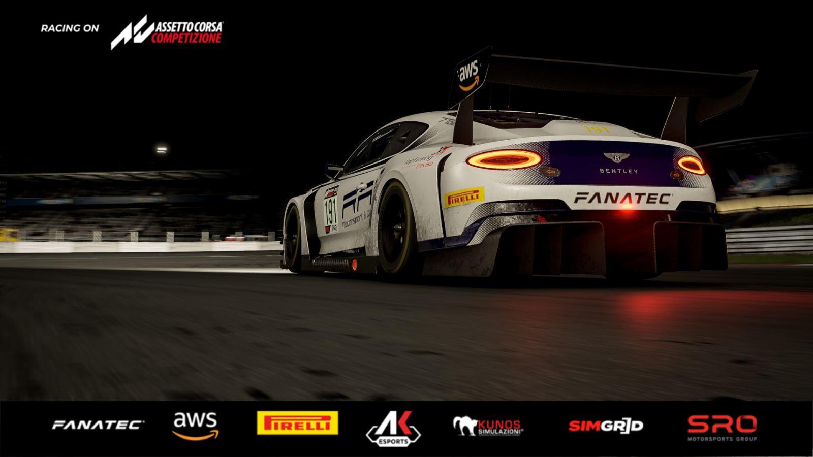 SRO E-sports - Racing Line Motorsport secures sensational comeback victory in Endurance Series thriller at the Nürburgring